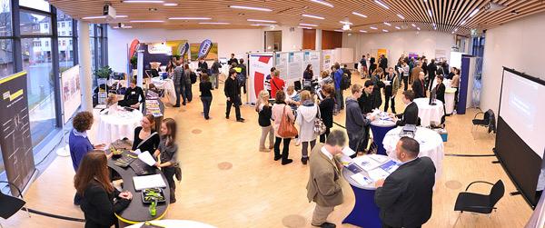 IHK zu Kiel Berufsbörse auf den Mediatagen Nord 2010