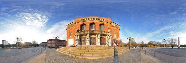 Opernhaus am Kleinen Kiel
