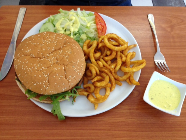 Fantastic Food Molfsee Lieferservice Hamburger Test