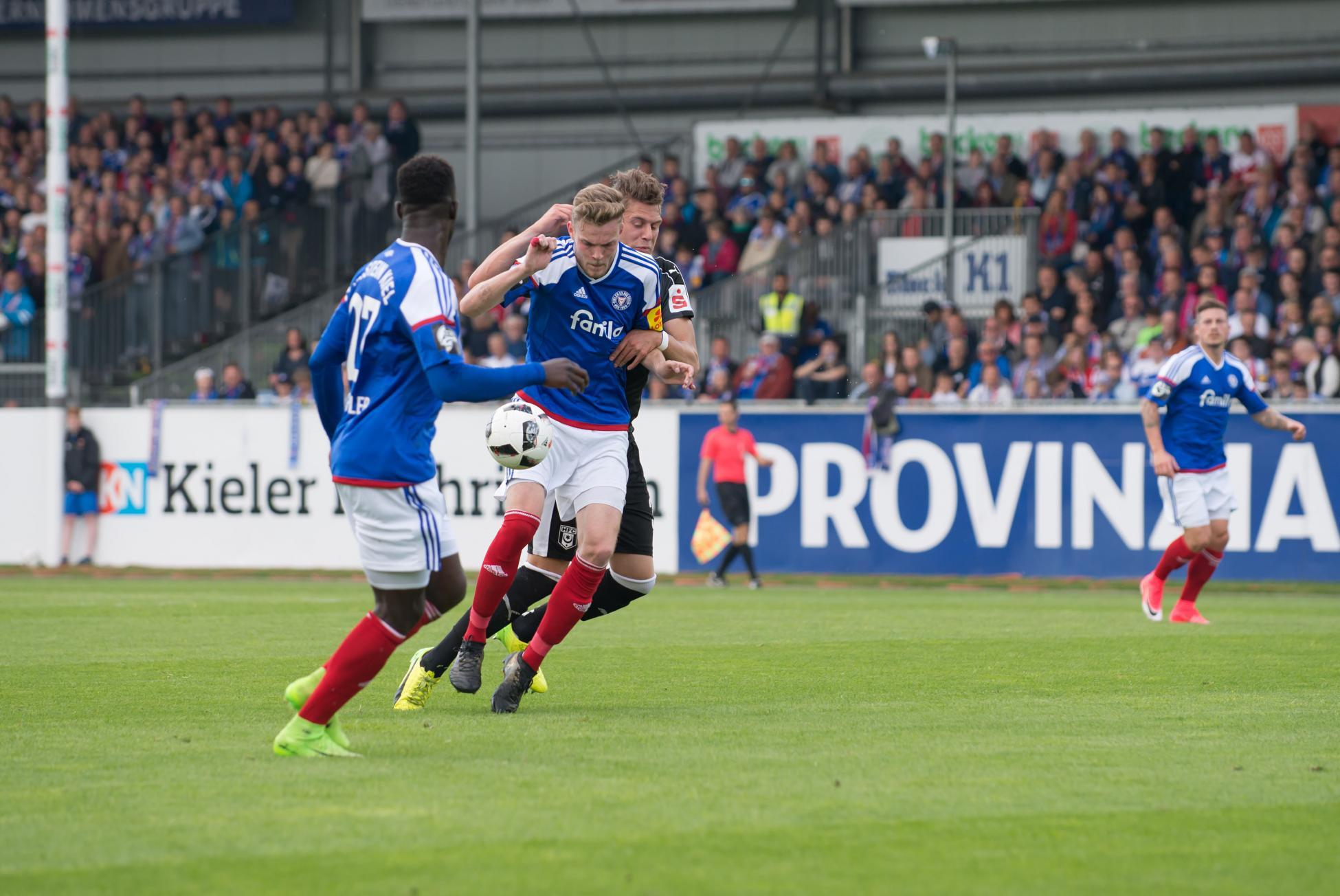Holstein Kiel Aufstieg 2. Liga
