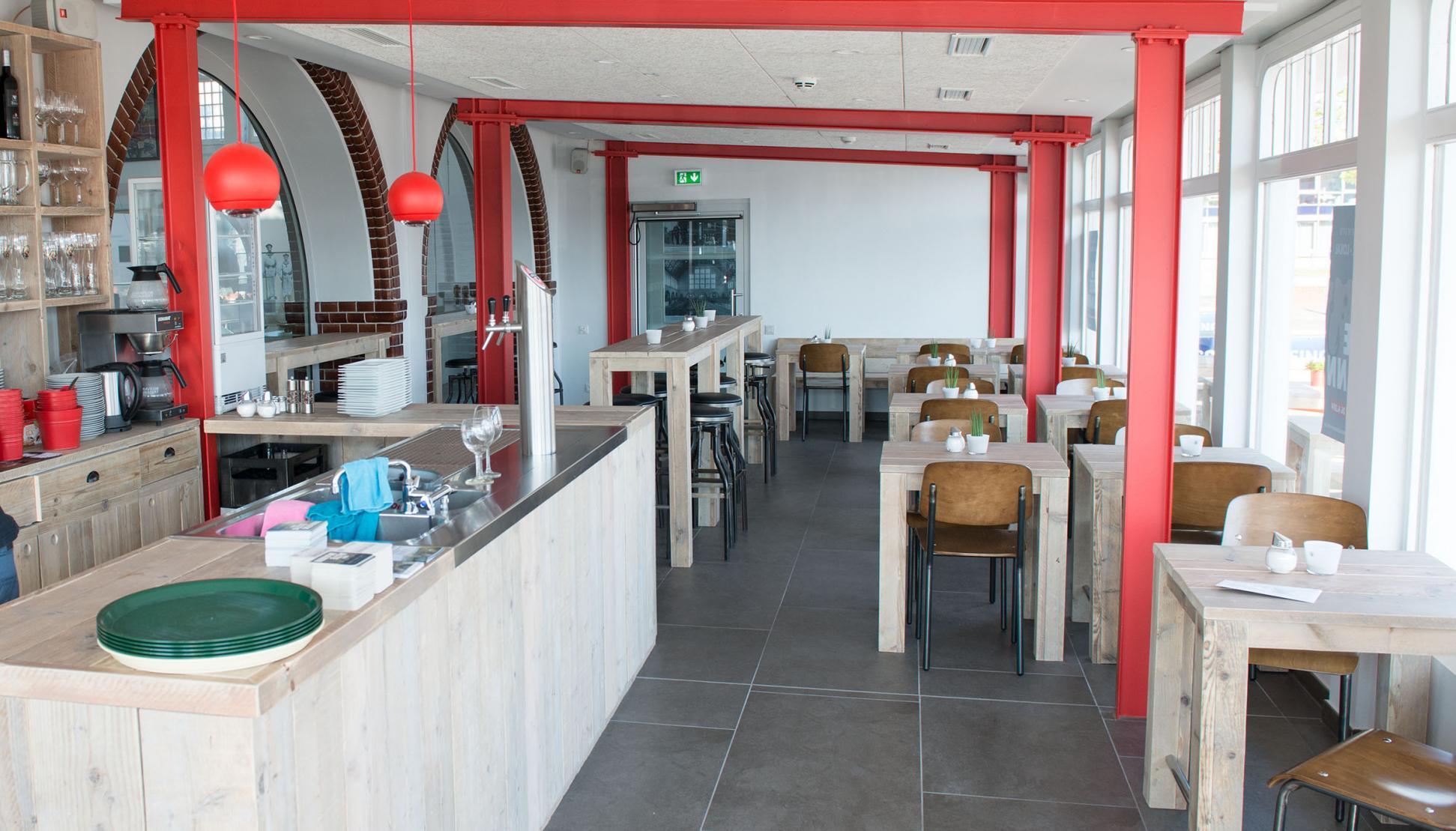 Der alte Mann Cafe Restaurant am Schifffahrtsmuseum