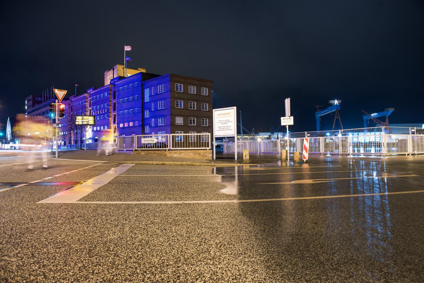 Sartorikai Kiel Sturmtief Axel Ostsee