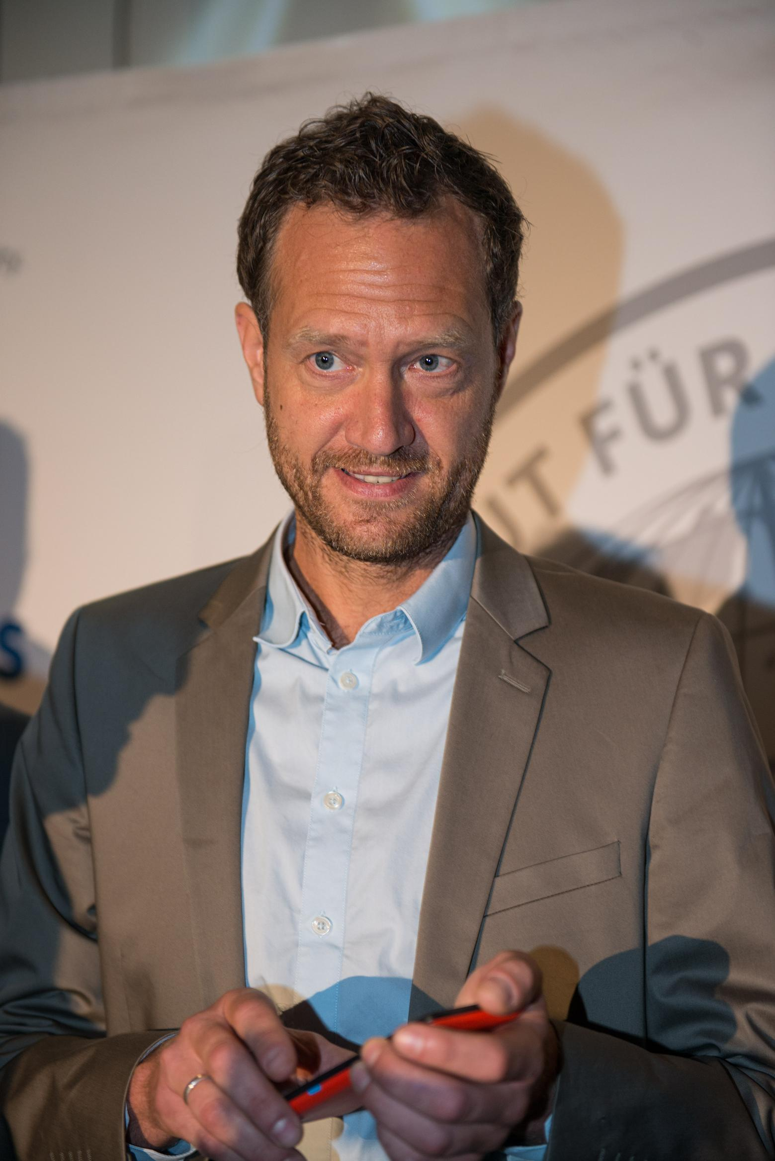 Bas van Abel CEO Fairphone at Kiel Prize