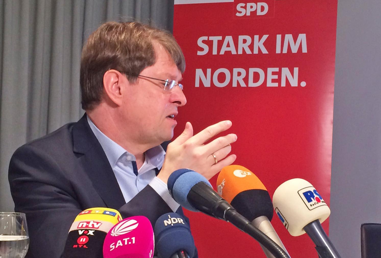Ralf Stegner geht nicht nach Berlin