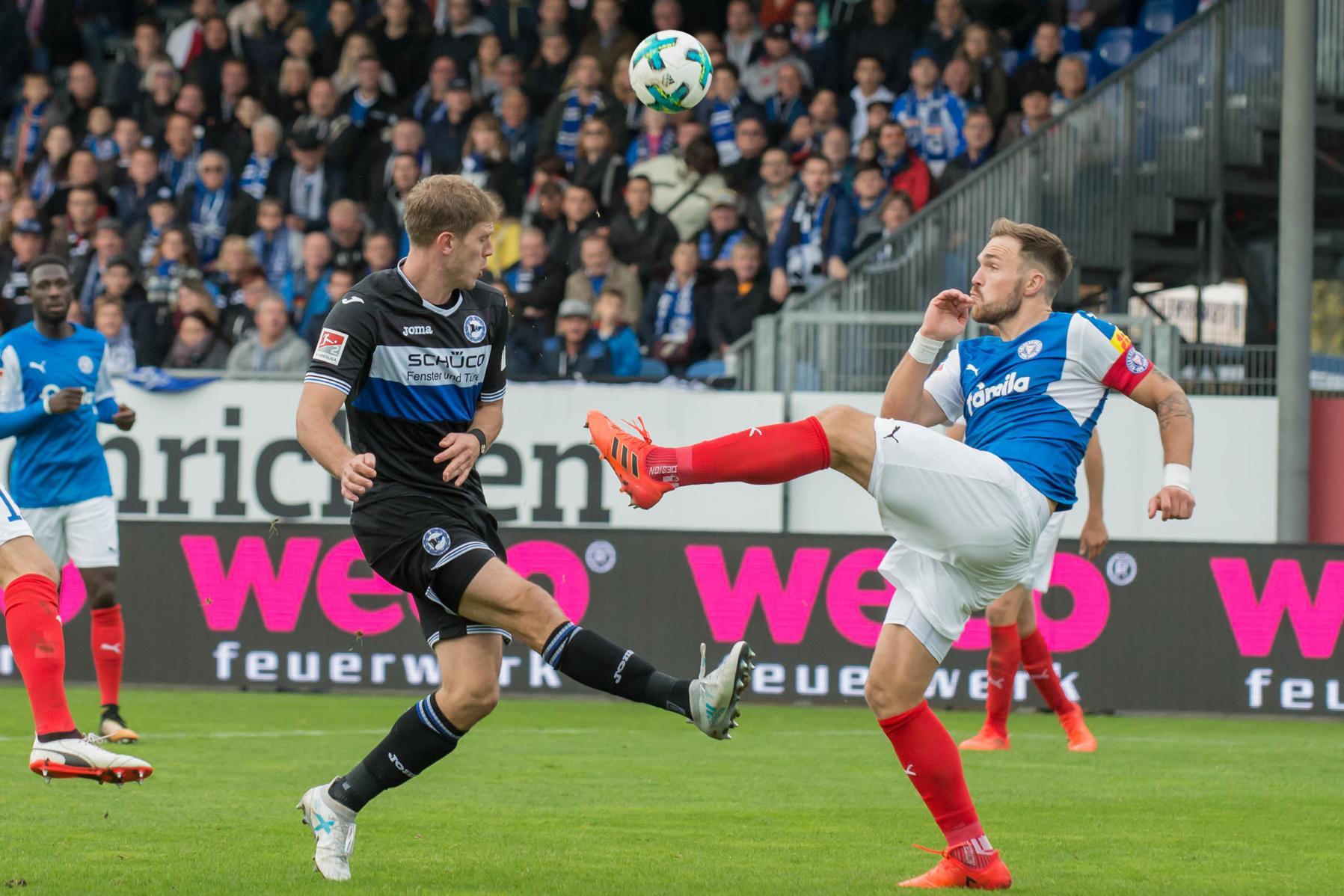 Holstein Kiel - Arminia Bielefeld 2:1