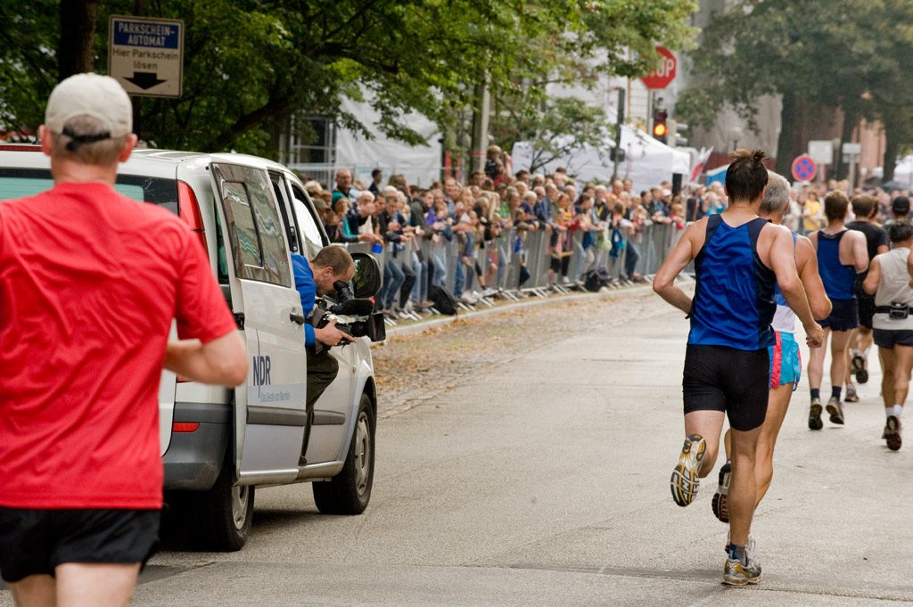 23. Kiel-Lauf Laufveranstaltung in Schleswig-Holstein