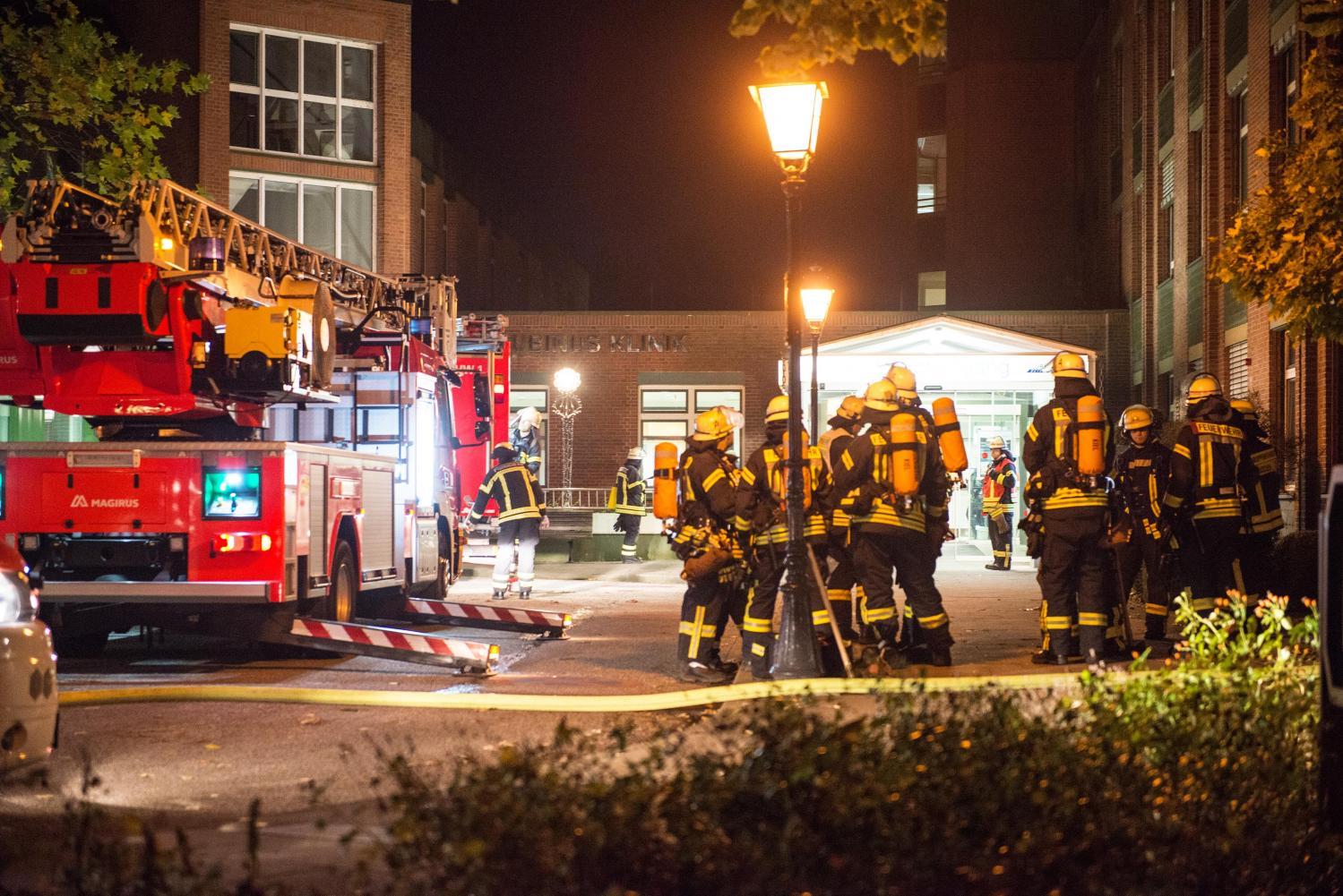 Feuer Klinikum Kiel