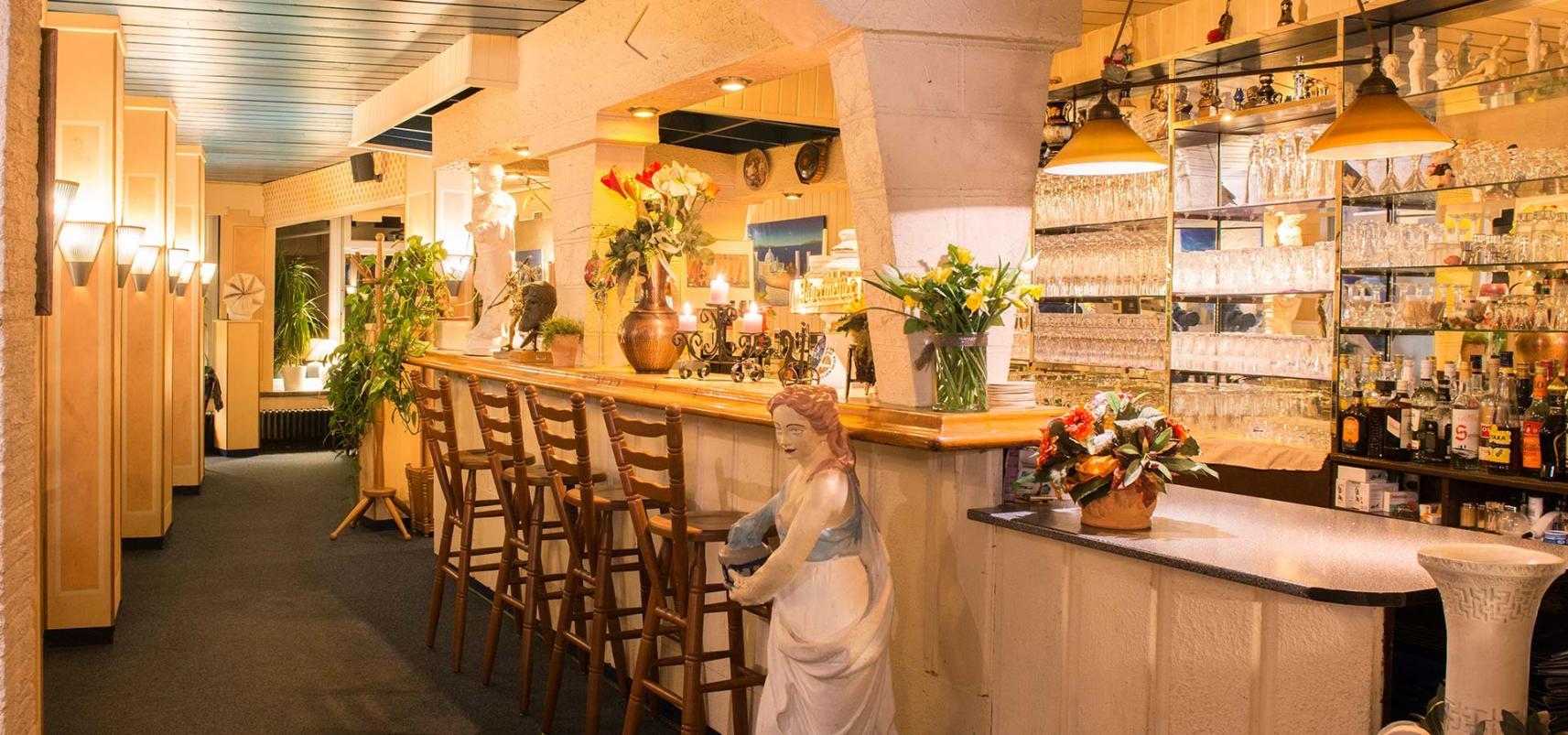 Grieche Kiel Restaurant Korfu